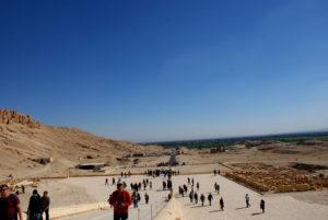 神殿の景色