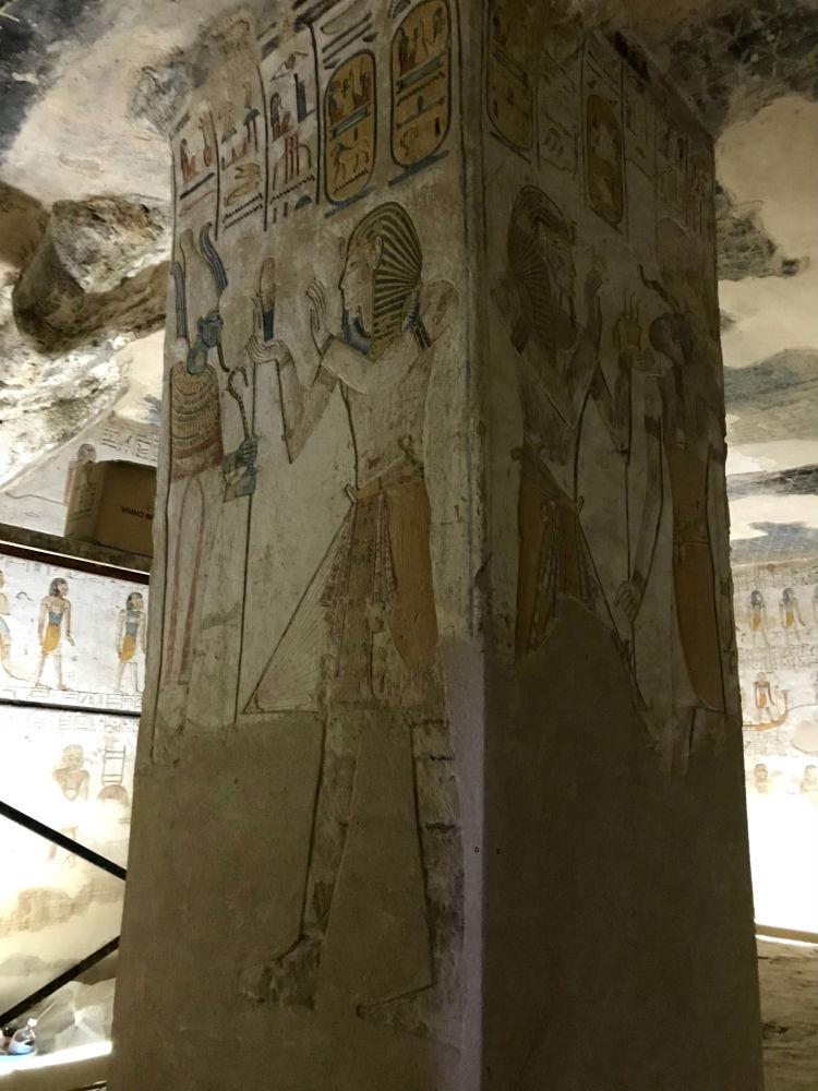 メルエンプタハの墓
