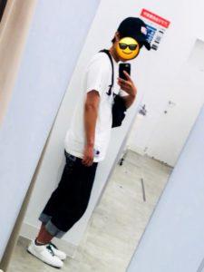 メンズ夏服