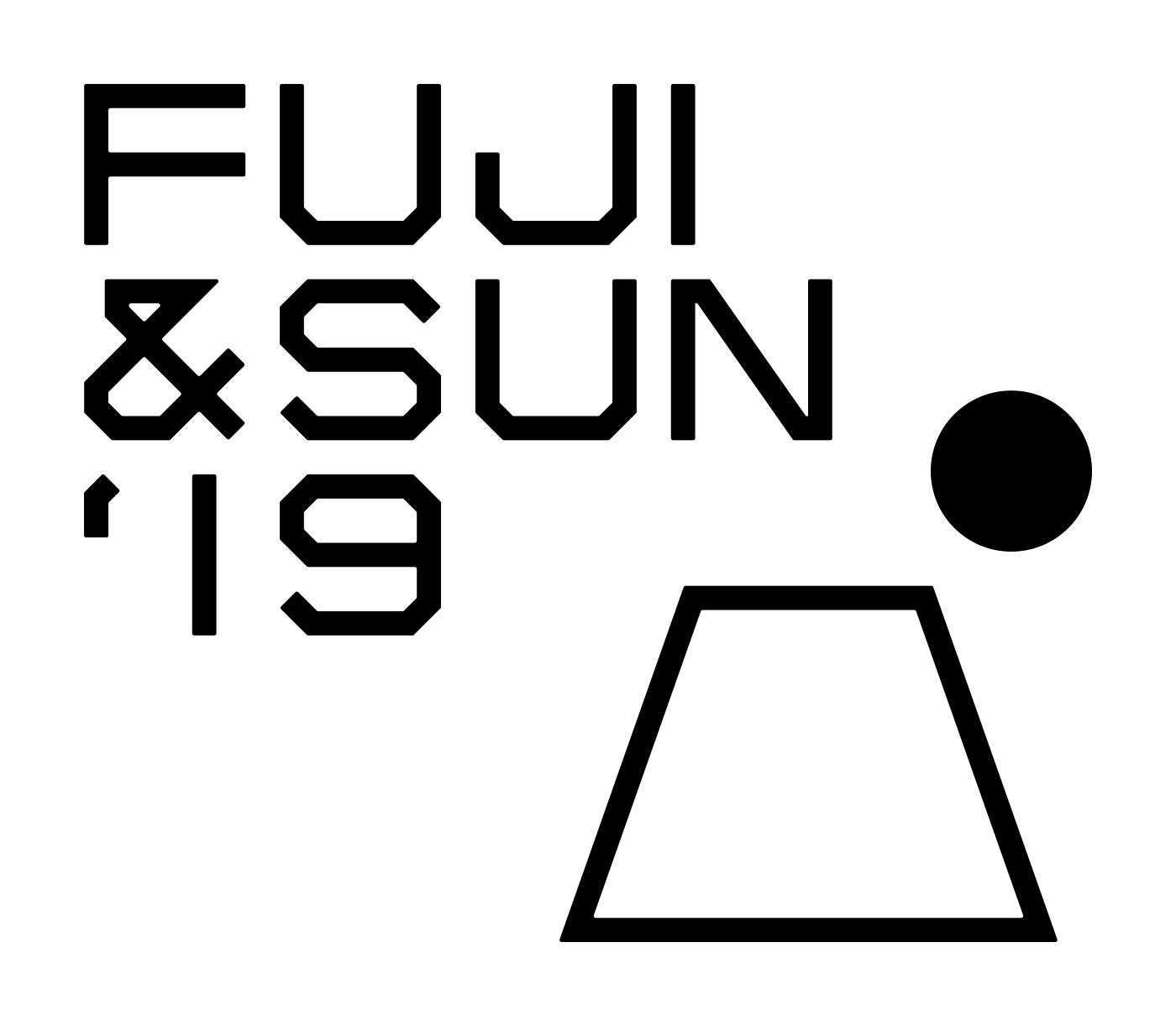 FUJI&SUNロゴ